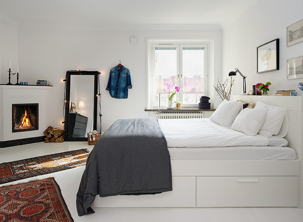 5 conseils pour rendre une petite chambre à coucher fière ...